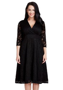 lookbookstore-plus-size-black-lace-surplice-midi-dress-jgtzE6DJDtm6Z3TpPkakqYbPqEw8LCW5UE5UQ-300