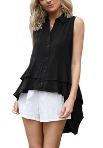 lookbookstore-black-layered-ruffle-hem-sleeveless-button-down-blouse-ysFdm31aqjLGfqs5bNoC3QSF3u4KPm5KVMMg-300
