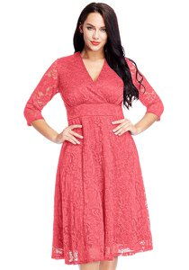 lookbookstore-plus-size-coral-lace-surplice-midi-dress-kgNeYuDJb2WNN7SgPKLaD1t7CEoFvD6A33tyB-300