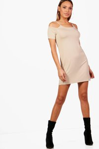 boohoo-louisa-basic-cold-shoulder-shift-dress-tjLRMLRYernoj5GzVE9kGb5Gm-300