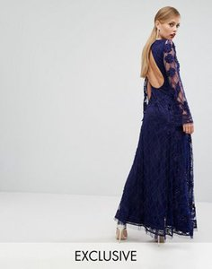 a-star-is-born-a-star-is-born-embellished-maxi-dress-with-long-split-sleeve-4wUGKX3z62y1r7NpCHykr-300