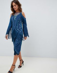 a-star-is-born-a-star-is-born-fringed-midi-dress-with-embellishment-in-teal-xSVSD5tok2bXrjFGTQ4zM-300