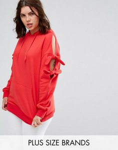 alice-you-alice-you-longline-hoodie-with-tie-detail-cold-shoulder-wtVR7CRer2bX7jGZuQRyc-300