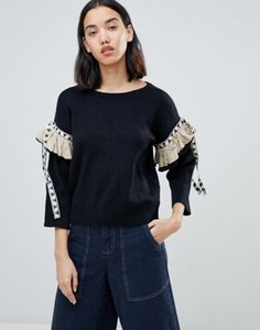 amy-lynn-amy-lynn-jumper-with-embellished-sleeve-detail-GKYksBaU12rZwy1mGd2Uf-300