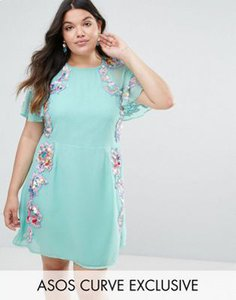 asos-curve-asos-curve-embellished-floral-flutter-sleeve-skater-mini-xDMAMNux22SwYcqrWqF9W-300