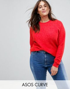 asos-curve-asos-curve-jumper-in-fluffy-yarn-with-crew-neck-7xX5LpVkt2E3NM9HVXhbw-300