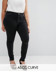 asos-curve-asos-curve-lisbon-skinny-mid-rise-jeans-with-two-displaced-ripped-knees-in-washed-black-zx9h5NTJiRKSd3RnBUN-300