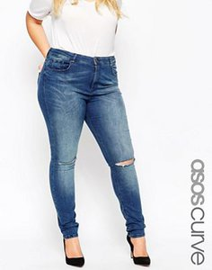 asos-curve-asos-curve-ridley-skinny-jeans-in-mid-wash-with-ripped-knee-sngktssJURWSd3hnUuV-300