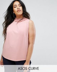 asos-curve-asos-curve-swing-top-with-shirred-neck-UJXpdL9Yj2E3fM9qLXnua-300