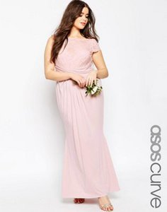 asos-curve-asos-curve-wedding-pleated-maxi-dress-with-lace-top-tAYaG46JwRsSt3Mnads-300