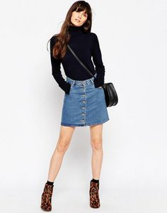 asos-asos-denim-dolly-button-through-skirt-in-mid-wash-blue-PYyJwYSJVSFS83anrf1-300