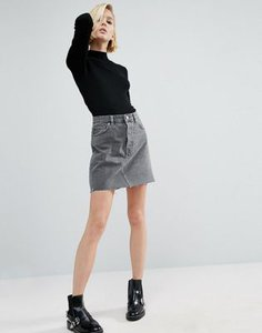 asos-asos-denim-high-rise-pelmet-skirt-in-ruthless-grey-wash-with-raw-hem-EZrs5m9JFR3SP3znzaF-300