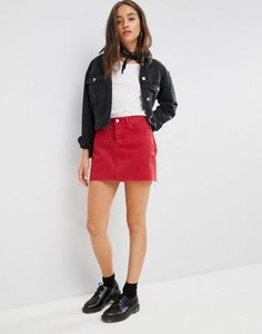 asos-asos-denim-mini-skirt-with-raw-hem-in-washed-red-iwYE9VsRb2rZNy3dJd9pd-300