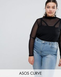 asos-curve-asos-design-curve-crop-high-neck-top-in-mesh-with-bralet-sXXqSUc5f2E3CM8ULXNfX-300