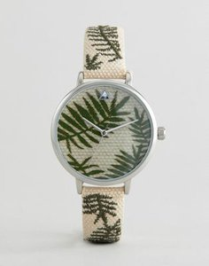 asos-curve-asos-design-curve-embroidered-palm-leaf-woven-watch-1taeUm4qN2V44bu9Yk6Xs-300