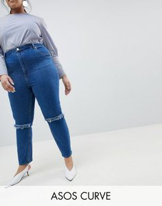 asos-curve-asos-design-curve-farleigh-high-waist-slim-mom-jeans-in-bonnie-wash-with-super-wide-busted-knee-FbaehQYeH2V4bbtXFkZmk-300