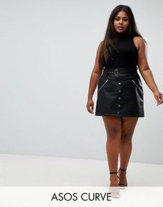 asos-curve-asos-design-curve-leather-look-mini-skirt-with-pockets-zips-and-poppers-s2PZT1d3425TvEitRxibD-300