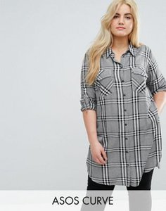 asos-curve-asos-design-curve-long-sleeve-shirt-in-check-print-w9aeB25FM2V4rbuCDk3G9-300