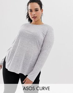 asos-curve-asos-design-curve-long-sleeve-t-shirt-in-linen-mix-in-grey-r3Qi4pTkg2hypsbZB4kb5-300