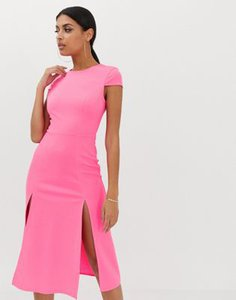 asos-design-asos-design-high-split-skater-midi-dress-Cic342KWX27a2DpYws3TF-300