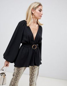 asos-design-asos-design-long-sleeve-plunge-top-with-kimono-sleeve-and-belt-NiUHu13E82y1u7NDHH6G3-300