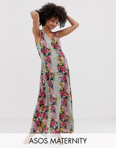 asos-maternity-asos-design-maternity-maxi-beach-dress-with-ruched-waist-detail-in-floral-tile-print-r1SNm35vo2LV5VV4mBViz-300