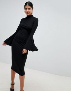 asos-design-asos-design-midi-bodycon-dress-with-flared-sleeves-qMUGPdZmH2y1S7Py2HZkn-300