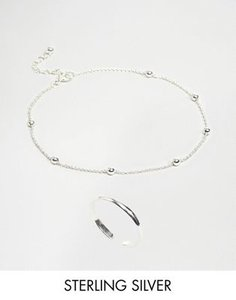 asos-design-asos-design-pack-of-2-sterling-silver-anklet-and-toe-ring-in-dot-dash-design-in-silver-2vMAwrtA82SwocqRxqMfr-300