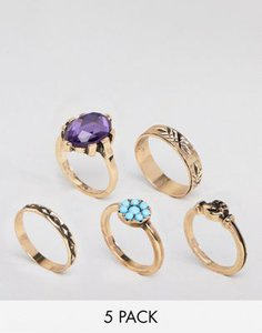 asos-design-asos-design-pack-of-5-vintage-style-ornate-hand-and-stone-rings-9vcYbj2dj27aaDn9Zsh5E-300