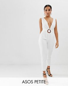 asos-petite-asos-design-petite-deep-plunge-jumpsuit-with-buckle-belt-and-peg-leg-AoVvcFetJ2bXsjFCGQqNu-300