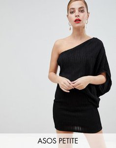asos-petite-asos-design-petite-one-shoulder-mini-shift-dress-in-glitter-plisse-qkc3HfnqN27aeDou6sWh4-300
