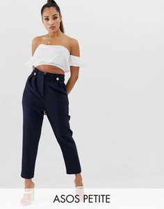 asos-petite-asos-design-petite-tapered-trousers-with-pleat-and-military-buttons-5bS8axBeX2LVtVVQwB7X3-300