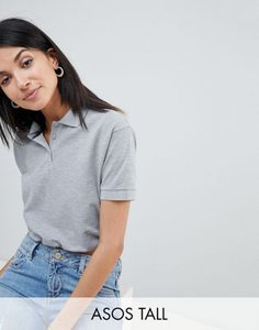 asos-tall-asos-design-tall-polo-t-shirt-with-toggle-hem-in-grey-AyQjzhwyR2hyYsabH4AaQ-300