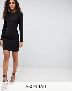 asos-tall-asos-design-tall-shoulder-pad-mini-dress-with-seams-89UHcG3782y1F7NGRH314-300