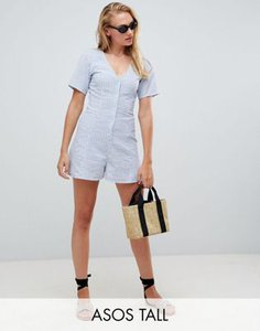 asos-tall-asos-design-tall-swing-playsuit-with-button-detail-in-stripe-FBSs68KjD2LVnVUcxBg5h-300