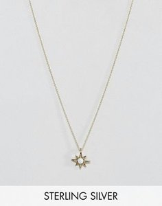asos-asos-gold-plated-sterling-silver-faux-opal-star-necklace-23QUWs4472hyCsaXg4j9r-300