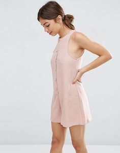 asos-asos-high-neck-button-front-swing-playsuit-7VQ1ZCJJASYS83RnYjE-300