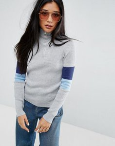 asos-asos-jumper-in-metallic-with-zip-detail-and-stripe-sleeve-zHQybJqYe2hy2sazX4SFs-300