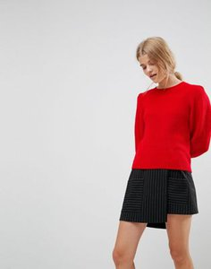 asos-asos-jumper-in-rib-with-puff-shoulder-HhU2b3hHv2y1t7P5BH53c-300