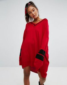 asos-asos-knitted-dress-with-v-neck-and-sports-tipping-XVVwFQ8W52bXqjED5QC7h-300