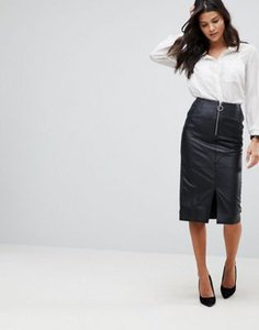 asos-asos-leather-pencil-skirt-with-circle-zip-trim-CoUGo8a4F2y1w7P14HTEW-300