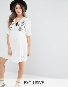 asos-maternity-asos-maternity-beach-dress-with-embroidery-2dVgXvmmy2bXvjF1CQHQN-300