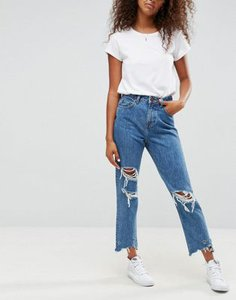 asos-asos-original-mom-jeans-in-olivia-mottled-wash-with-rips-and-busts-and-extreme-chewed-hem-2kSdJYSiu2LVaVUQFBBNT-300