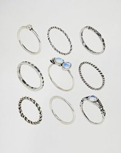 asos-asos-pack-of-9-moon-stone-twist-rings-EMYVZDEYm2rZfy28Cd1G2-300