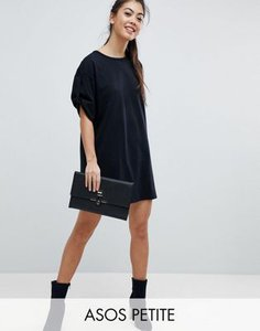 asos-petite-asos-petite-ultimate-rolled-sleeve-t-shirt-dress-with-tab-tPUnD6H1b2y117MgXHGdw-300