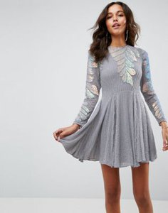 asos-asos-sequin-leaf-embellished-skater-mini-dress-x6YVrxD9n2rZry29bd4Xu-300