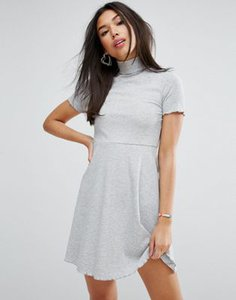 asos-asos-skater-mini-dress-in-rib-with-roll-neck-RVXaftj5E2E3zM84eXsxV-300
