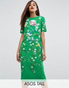 asos-tall-asos-tall-bird-floral-embroidered-shift-dress-FLtPug8JYRxSt3EnTWK-300