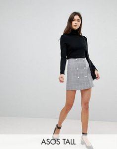 asos-tall-asos-tall-double-breasted-mini-skirt-in-check-with-buttons-7MSd7guGo2LV1VToRBm87-300
