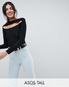 asos-tall-asos-tall-going-out-slash-neck-bardot-long-sleeve-top-8DQjzhwTU2hyrsaPV4AaV-300